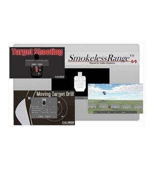 LASER AMMO Smokeless Range (home simulator)