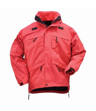 5.11 3-IN-1 Parka Range Red