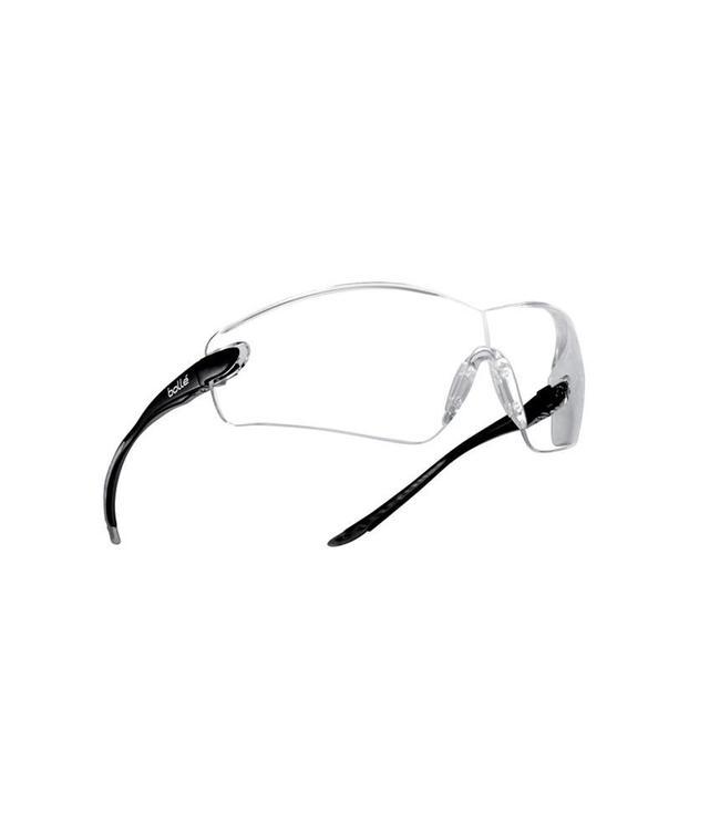 BOLLÉ Safety Bollé Safety Eyewear Model Cobra Platinum