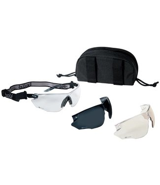 BOLLÉ Safety Combat Kit, BLACK