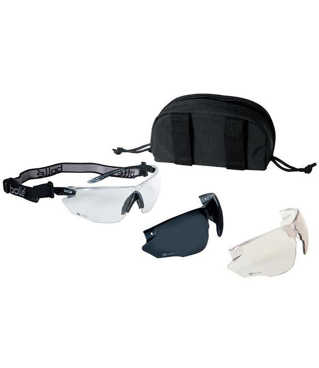 BOLLÉ Safety Combat Kit, BLACK