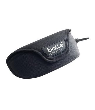 BOLLÉ Safety Eyewear pouch semi-rigid polyester case black