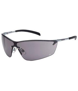 BOLLÉ Safety Safety Eyewear contour metal mid smoke