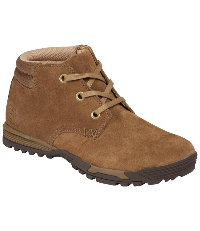 5.11 Tactical Pursuit Chukka Boots Dark Coyote