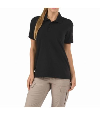 5.11 Utility Polo Women Black