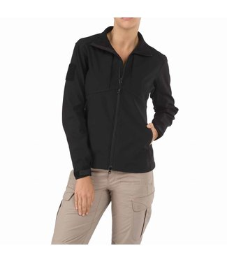 5.11 Women, Sierra Softshell, Black