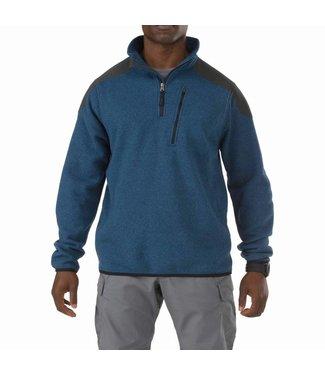 5.11 Tactical 1/4 Zipper Sweater Regatta