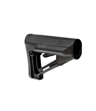 Magpul MAG470-BLK STR carabine Stock MIL-SPEC, Black
