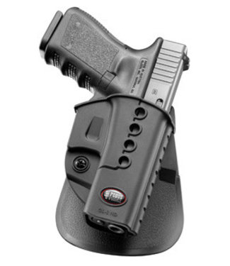 FOBUS Model GL-2 Paddle Holster Thumb Break for Glock (LH)