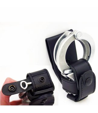 MILCOP Open Handcuff Pouch with Integraded Key Holder 58mm