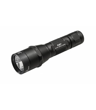 Surefire P2X Fury, VDC, LED, 15/600 Lumen BLACK