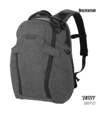 Maxpedition Rugzak Entity 23 CHARCOAL