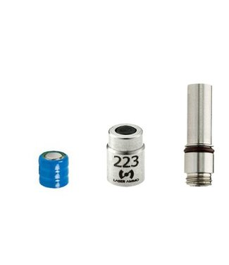 LASER AMMO .223 Adapter Kit for AR15 Style Carbine