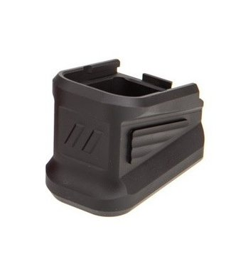 ZEV Tech + 5 basepad for glock magazine (black)