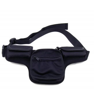 MILCOP Fanny Pack with internal Universal Pistol Holder