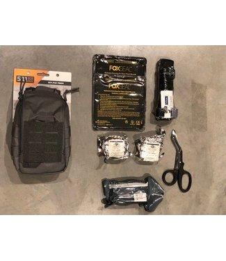 Trauma Kit + 5.11 UCR IFAK Pouch
