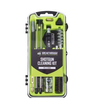 Breakthrough Vision Series Shotgun Cleaning Kit-12 Gauge