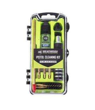 Breakthrough Vision Series Pistol Cleaning Kit- .38/ .40/ .45Cal