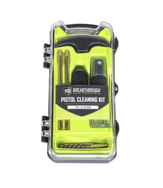 Breakthrough Vision Series Pistol Cleaning Set - .22 Cal