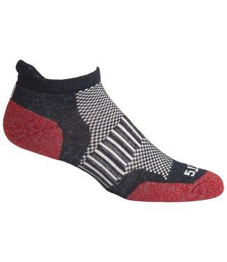 5.11 ABR Training Socks Lava Small