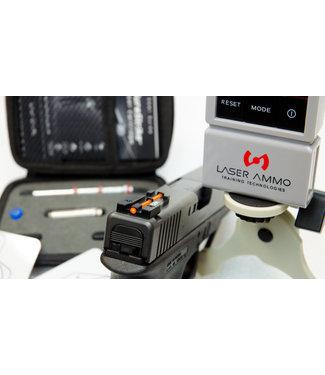 LASER AMMO Surestrike 9mm Premium Plus Kit (9,40,45)