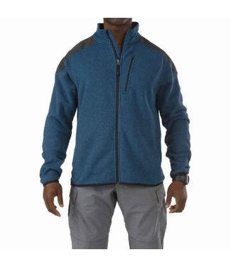 5.11 Tactical Full Zipper Sweater Regatta