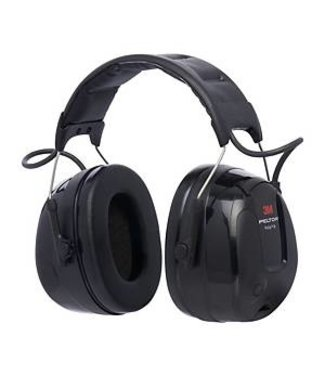 3M Peltor Peltor ProTac III Active Noise Reduction Earmuffs Black
