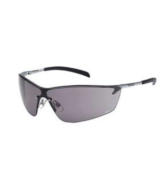BOLLÉ Safety Eyewear Model Silium Smoke Lens