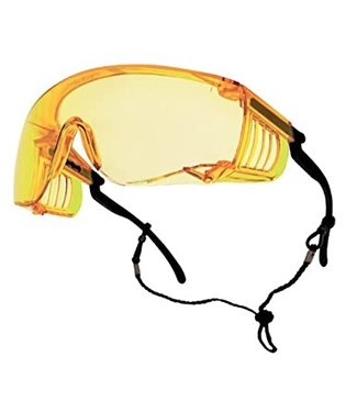 BOLLÉ Safety Eyewear Model Squale Coverspecs Yellow Lens