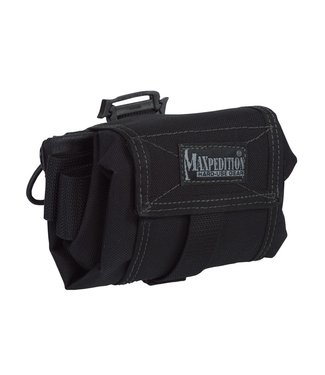 Maxpedition RollyPoly mega Folding Dump Pouch Black