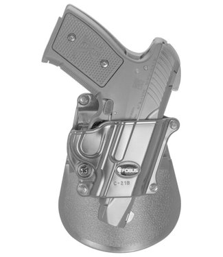 FOBUS Belt Slide Holster for Colt Model 1911 and FN GP Left