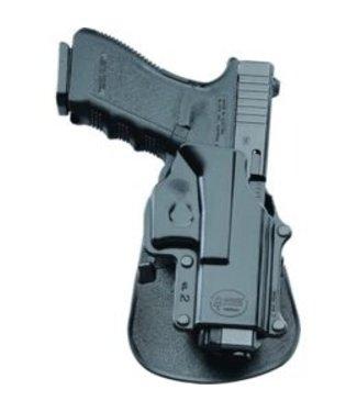 FOBUS Belt Slide Holster for Glock 26 Right