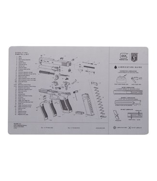 Glock Bench Mat Gen5 Grey