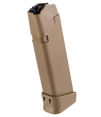 Glock Magazine 17+2 Rounds for Glock 19X Coyote