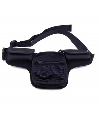 MILCOP Fanny Pack with Pistol Holder for Glock 19