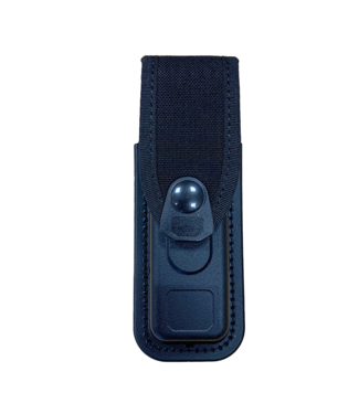 MILCOP Single Magazine Pouch for Magazines Glock 17 and S&W MP9 in Codura and Polyform