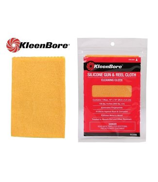 KleenBore Kleen Bore Silicone Gun and Reel Cleaning Cloth