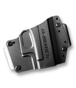 Q-Series Covert Belt Silde Holster for Glock 9 mm, .357 Sig And .40