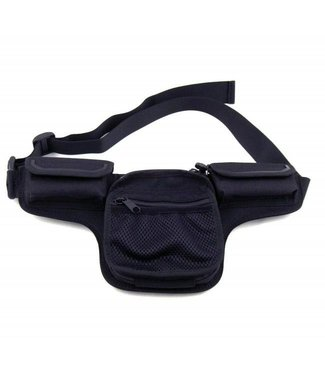 MILCOP Milcop Fanny Pack with internal Universal Pistol Holder