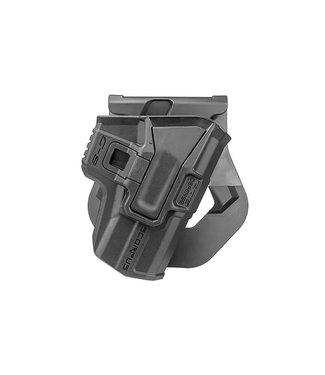 FAB Sorpus M1, level 1 Holster voor Glock (Paddle + belt)