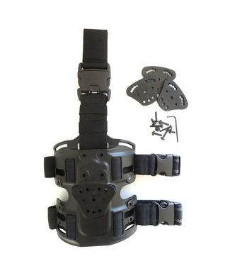 Milcop Tactical Leg Platform 2 straps