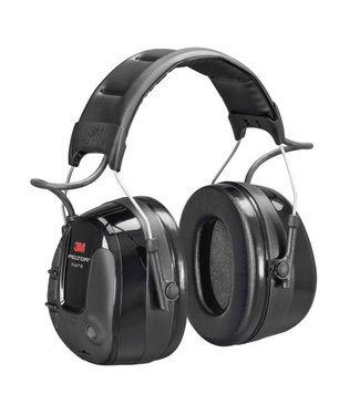 PELTOR™ ProTac™ III Headset, 32 dB, black