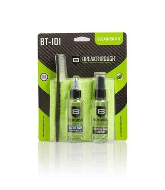 Breakthrough Basic kit (Military-Grade Solvent (60 ml) and High Purity Oil (60ml)