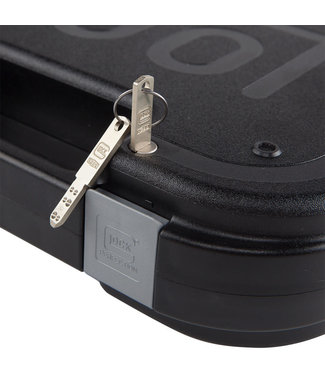 Glock Lockable Pistol Case Black