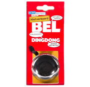 Niet Verkeerd NV bel Ding Dong 60mm chr