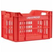 Urban Proof UP Fietskrat 30L Lobster rood