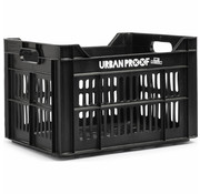 Urban Proof UP Fietskrat 30L Black - RECYCLED