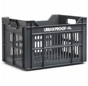 Urban Proof UP Fietskrat 30L Ash grey - RECYCLED