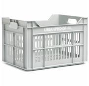 Urban Proof UP Fietskrat 30L Light grey - RECYCLED