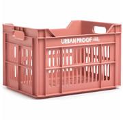 Urban Proof UP Fietskrat 30L Warm pink - RECYCLED
